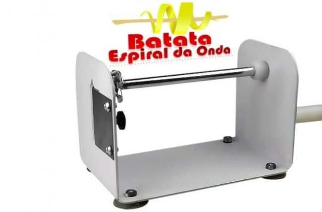 Oportunidade:  Máquina de Cortar Batata em Espiral ou Batata No Palito Maluca