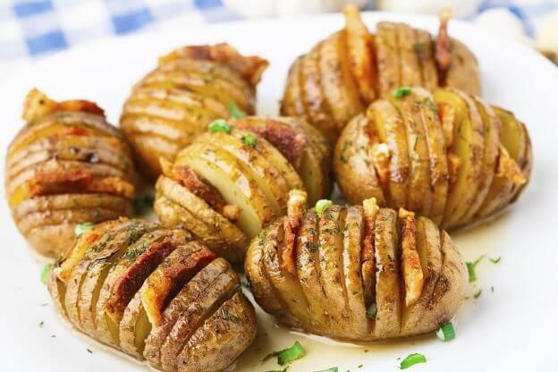 como fazer batata espiral