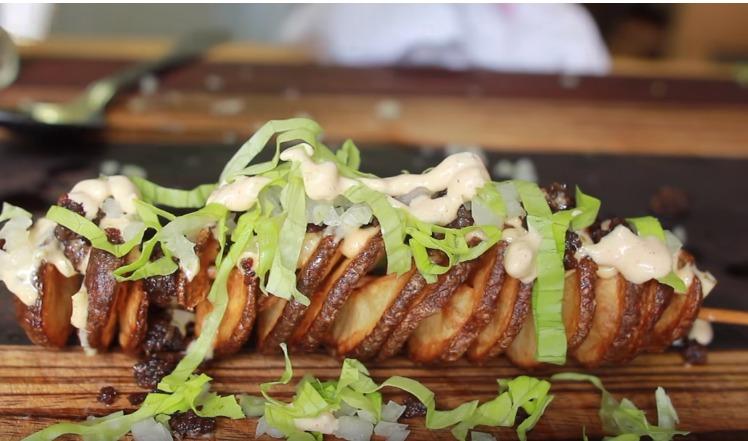receita batata espiral