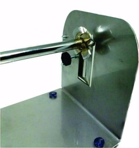 máquina batata espiral inox